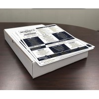 11 x 17 Waterproof Paper (Pack of 100 sheets)