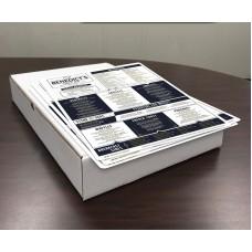 11 x 17 Waterproof Paper (Pack of 100 sheets)