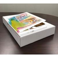 17 x 11 Scored Waterproof Paper (Pack of 100 sheets)