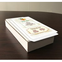 5.5 x 11.25 Waterproof Paper (Pack of 100 sheets)